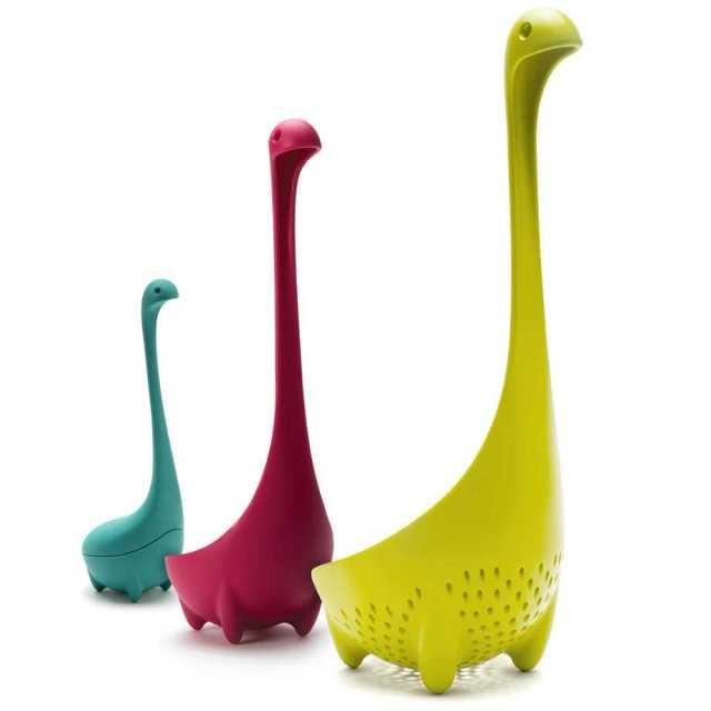 Köksredskap - Familjen Nessie Image