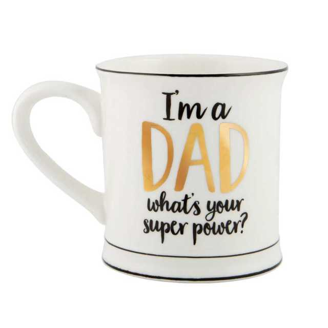 Mugg - I'm a Dad, What's your Super Power Image