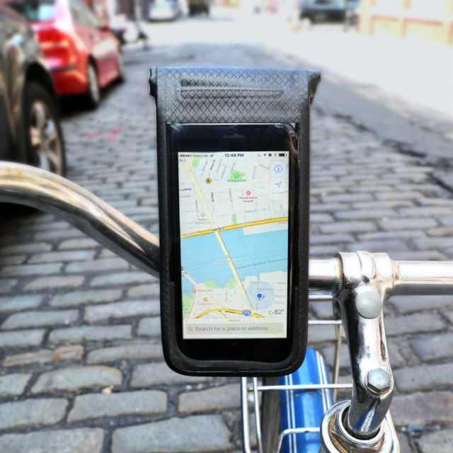 Mobilhållare till cykel Image