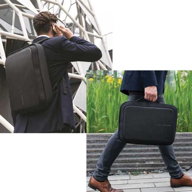 Anti-stöld datorväska / ryggsäck Image