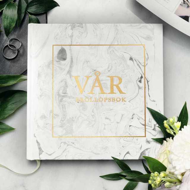 Fyll-i-bok - Vår Bröllopsbok Image