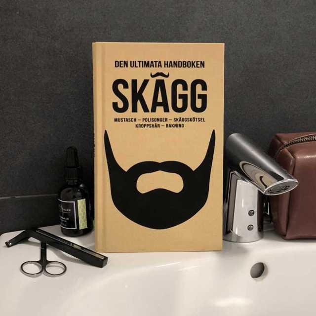 Skägg - Den ultimata handboken Image