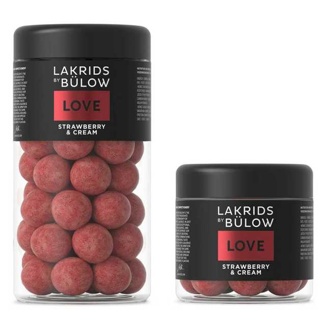 LOVE - Lakrids by Johan Bülow Image