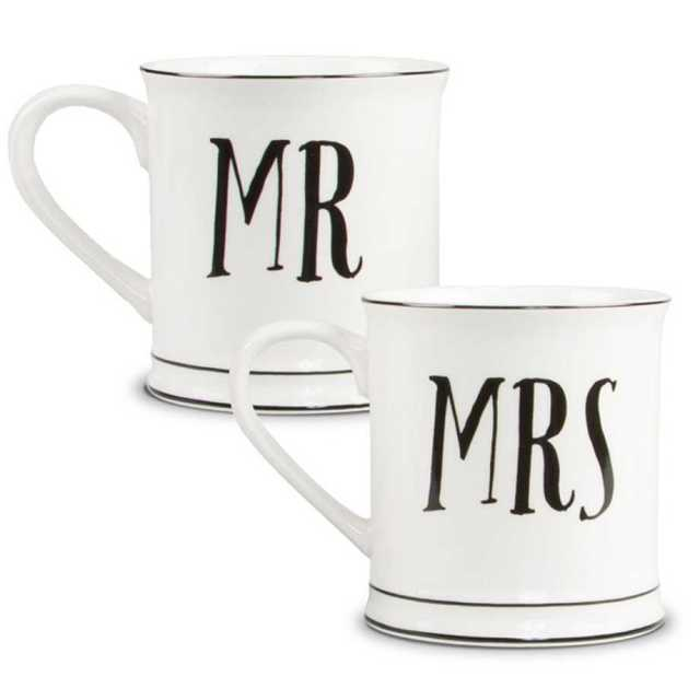 Mugg - Mr / Mrs Image