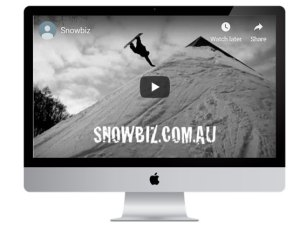 snowbiz-video