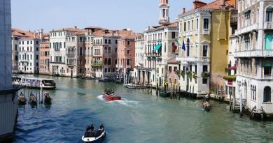 Mediterranean Cruise – Day 9: Venice, Italy.