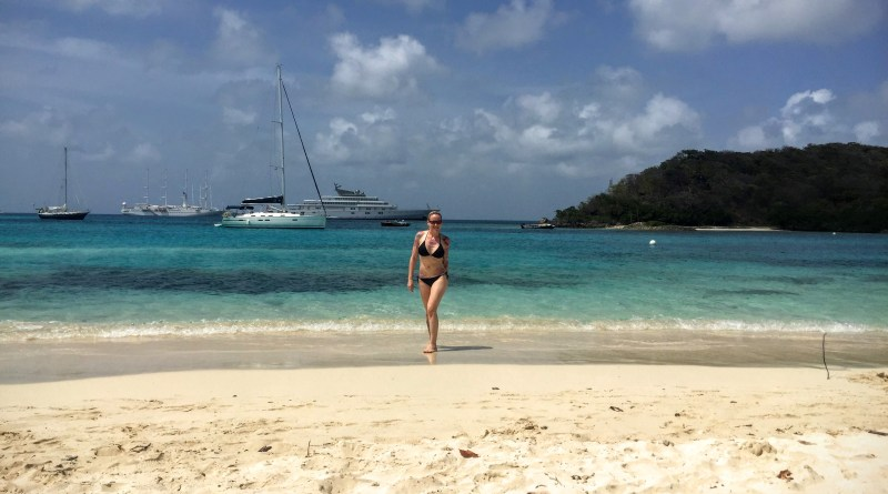 Sailing in Grenada & the Grenadines – Day 3-4: Clifton and Tobago Cays