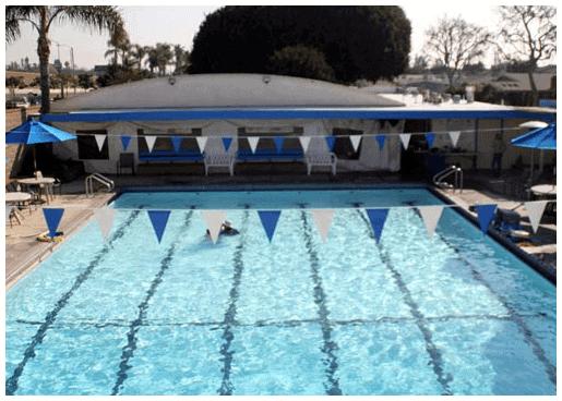 blue buoy swim meet