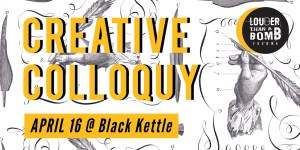 LTAB-Tacoma at Creative Colloquy @ Black Kettle Bites and Brew