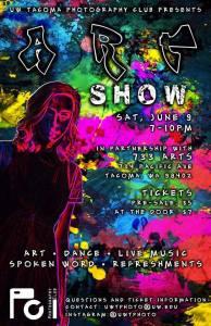 UW Tacoma Art Show @ 733 Arts