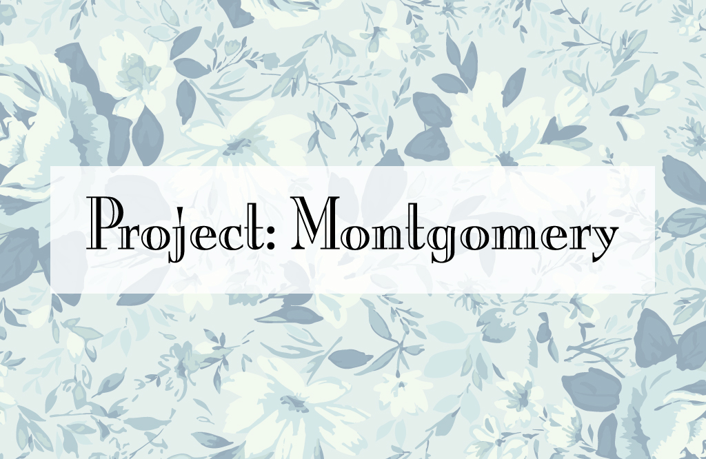 Project Montgomery: Emily of New Moon (or I want a cat named Saucy Sal too…)