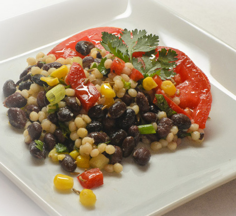 Black Bean and Couscous Salad1