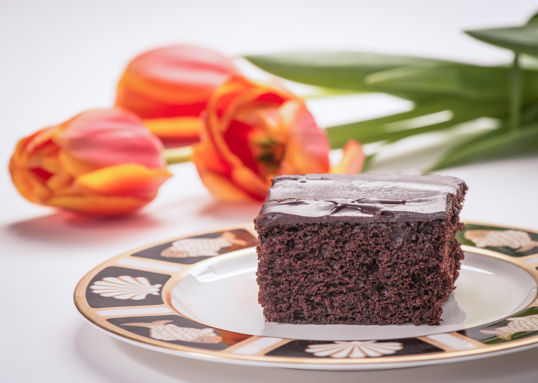 Nana S Chocolate Vinegar Cake