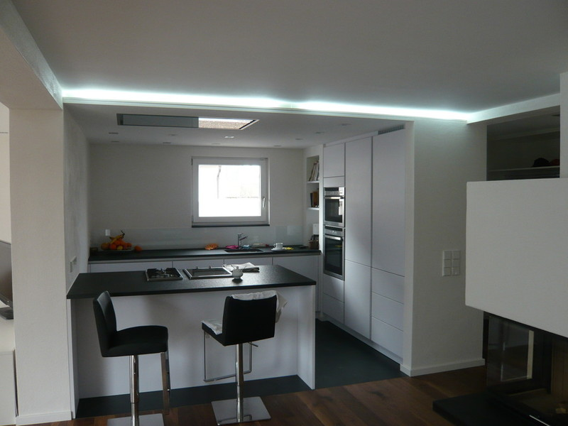 Favorit Lichtband Fenster Kueche | Milight 4 Zonen 2 Kanal Steuerung Für YO34