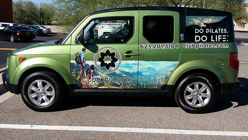 Vinyl Lettering and Graphics