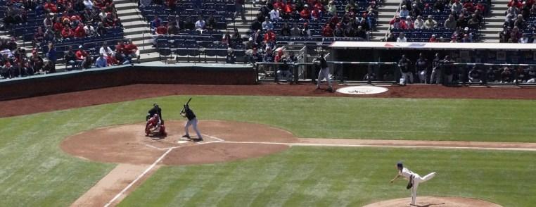 Image of baseball field