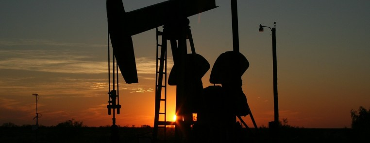 Image of oil drill