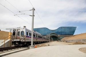 Image of Denver's A Line to DIA