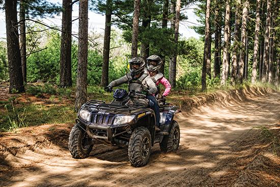 ATV & 4-Wheeling