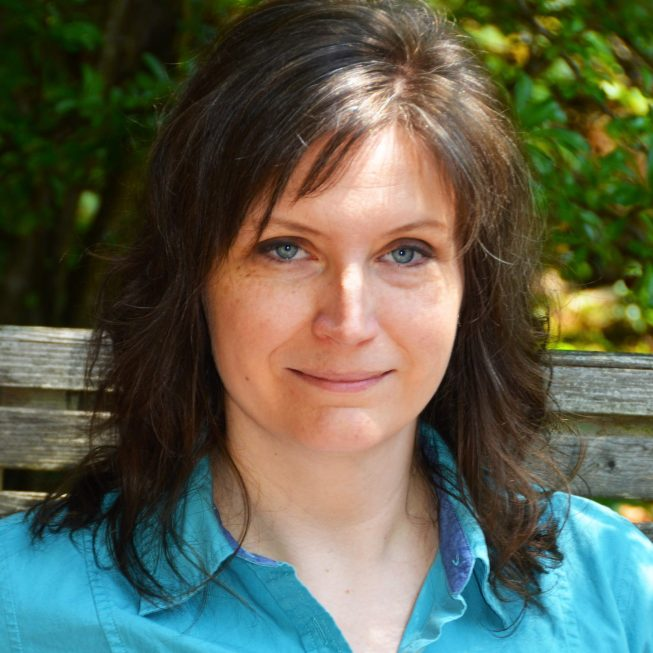 Learn more about author Lauren Faulkenberry
