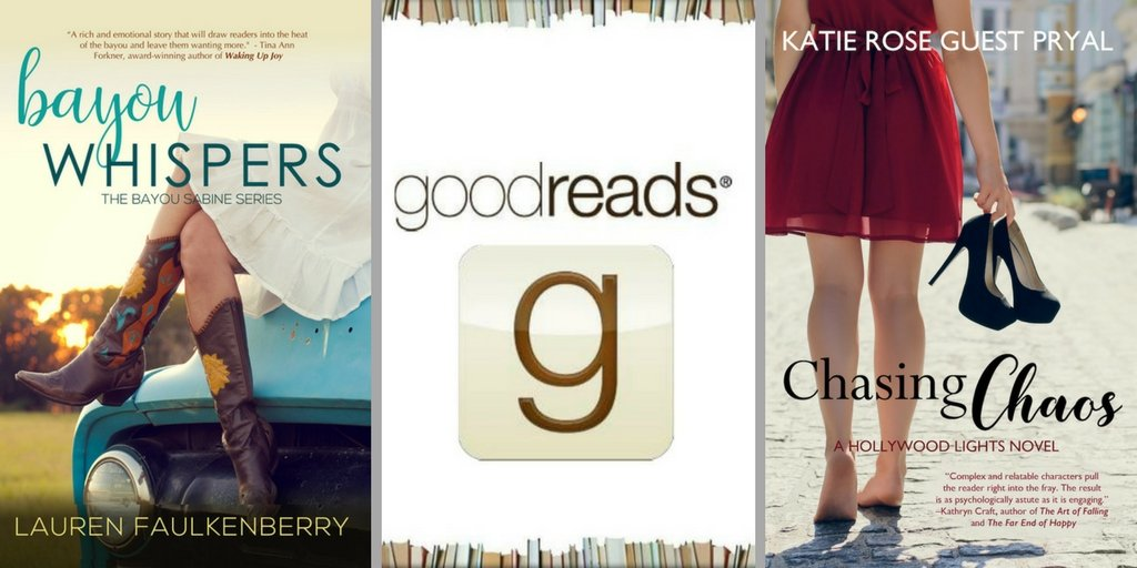 December Goodreads Giveaways: Bayou Whispers and Chasing Chaos