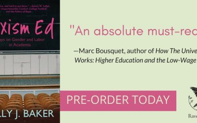 Pre-Order Now! SEXISM ED by Kelly J. Baker
