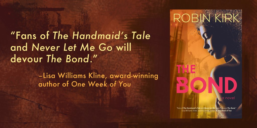 New Release! THE BOND is on Sale Today