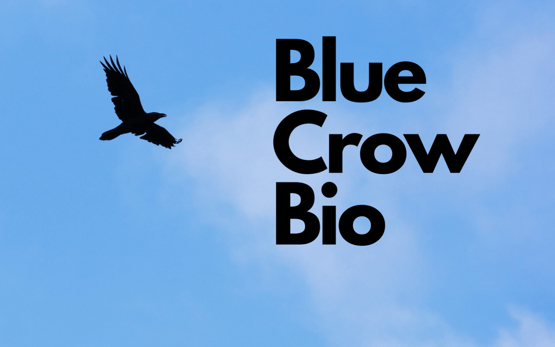 Blue Crow Bio: Tamiya Anderson, our fabulous summer intern and almost biologist