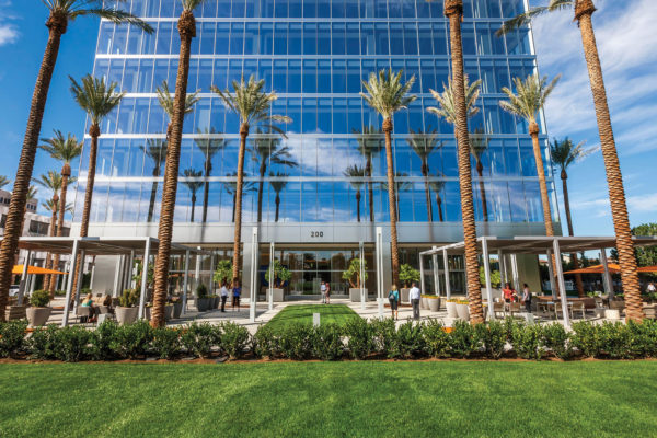 Orange County commercial real estate development in Irvine, California