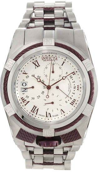 Invicta 12673 Mens Watch Reserve Bolt Chronograph