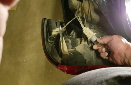 Dodge Stratus Tail Light at Portland 4102 ME