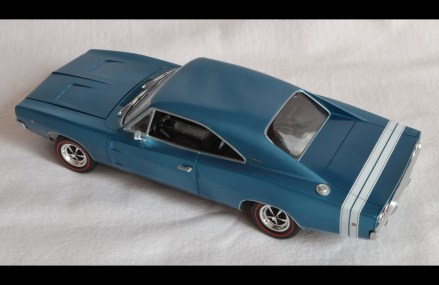 '68 Dodge Charger R/T – Revell – 1/25 Now at 41513 Belcher KY
