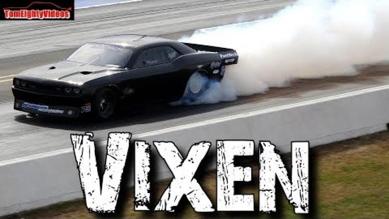 Vixen: 4,500hp Twin Turbo