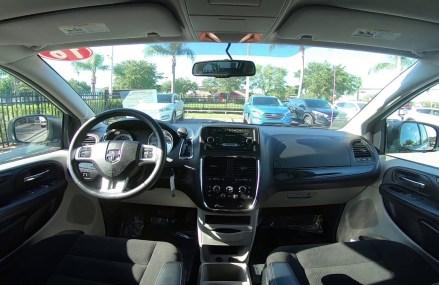 2016 Dodge Grand Caravan SE Interior Near Nashville 37235 TN