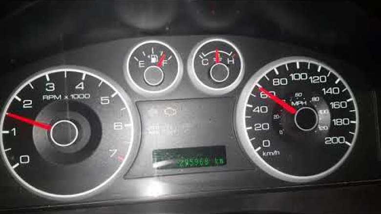 Dodge Caliber Electronic Throttle Control Reset Near Spring