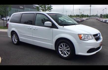 2015 Dodge Grand Caravan Springfield, Woodbridge, Fairfax, Alexandria, Arlington, VA P2969 Local Mason 45040 OH
