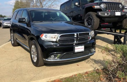 Spectacular 2018 Dodge Durango SXT RWD Paterson New Jersey 2018