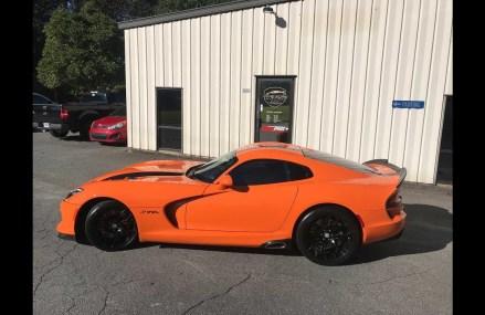 Dodge Viper Specs  Harris Speedway, Harris, North Carolina 2018