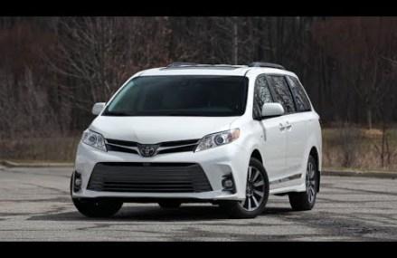2018 Toyota Sienna AWD Minivan | Consistent and Persistent Near Marshall 28753 NC