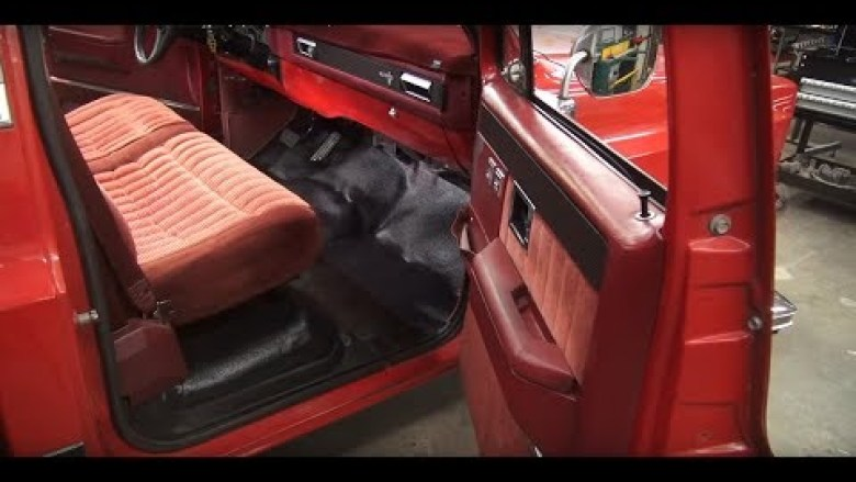 How to Install a Molded Industrial Polyvinyl (MIP) Floor Mat