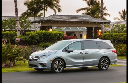 Real World Test Drive Honda Odyssey Near New Haven 6510 CT