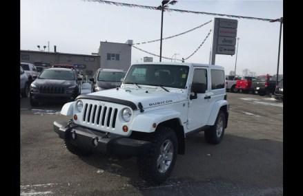 2012 Jeep Rubicon 4×4   Airdrie Dodge   2 Door   Manual Transmission   Dual Tops For Monhegan 4852 ME