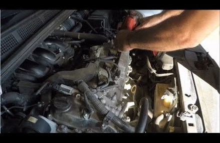 Replacing an Ignition Coil on my 07 Sienna Vlog Local New Orleans 70131 LA