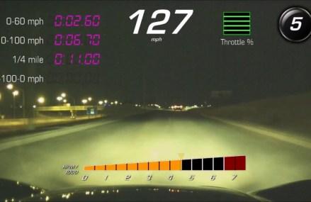 Dodge Viper Quarter Mile Time in Lebanon Valley Dragway, West Lebanon, New York 2018