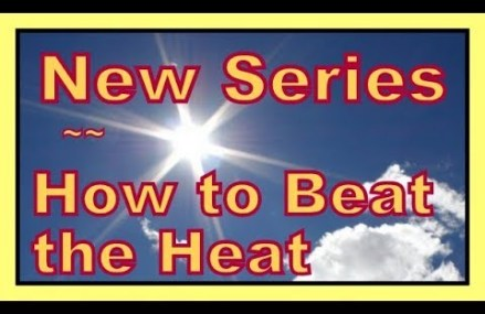 Intro to New Series: How Nomads Beat the Heat in Mountainburg 72946 AR