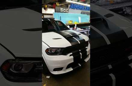 Custom Hellcat Stripes Within Zip 68816 Archer NE