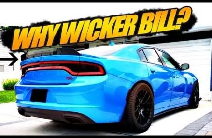 ZL1 Wicker Bill Spoiler… WHY?!!! at 87111 Albuquerque NM