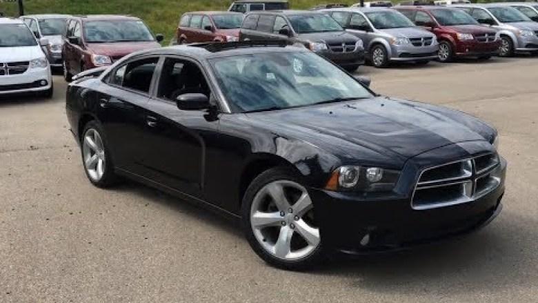 2011 Dodge Charger SE | Rear Park-Assist Sensors | Edmonton Alberta | MA11493A | Crosstown Chrysler 2019
