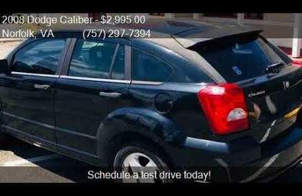 Dodge Caliber Rt From Santa Rosa 78593 TX USA