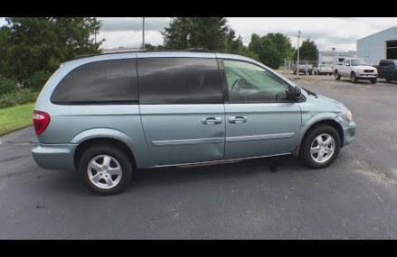 2005 Dodge Grand Caravan Siler City, Asheboro, Pittsboro, Chapel Hill, Sanford, NC P2244A For Miller 68858 NE